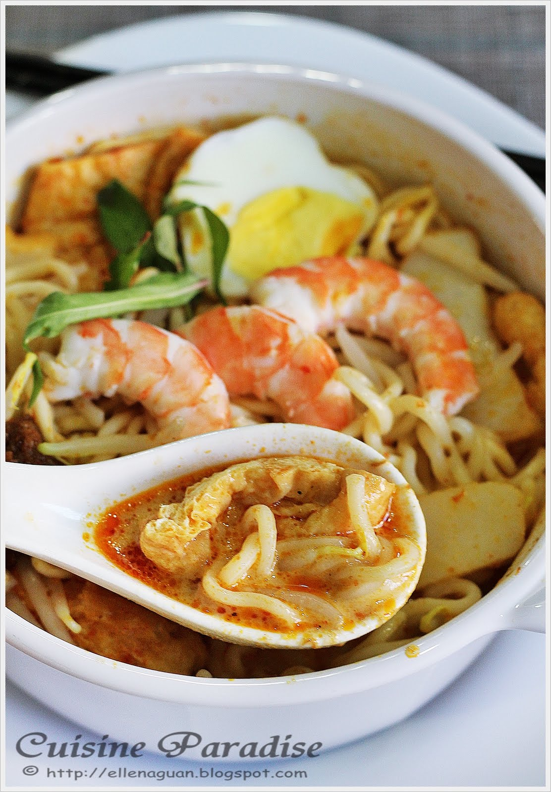 ... , Reviews And Travel: [Giveaway] Prima Taste Singapore Laksa La Mian