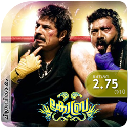 Cobra: A film by Lal starring Mammootty, Lal, Padmapriya, Kaniha etc. Film Review by Haree for Chithravishesham.