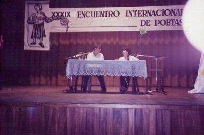 "39º Encuentro Internacionl de poetas ""Oscar Guiñazu Alvarez"""