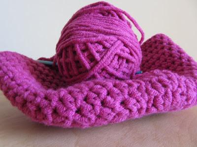 1st crochet hats order