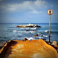 Calp to heaven. Abuelohara. Playa del Arenal.