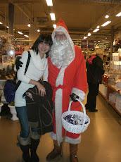 Tervetuloa Joulupukin kainaloon 044-3380291