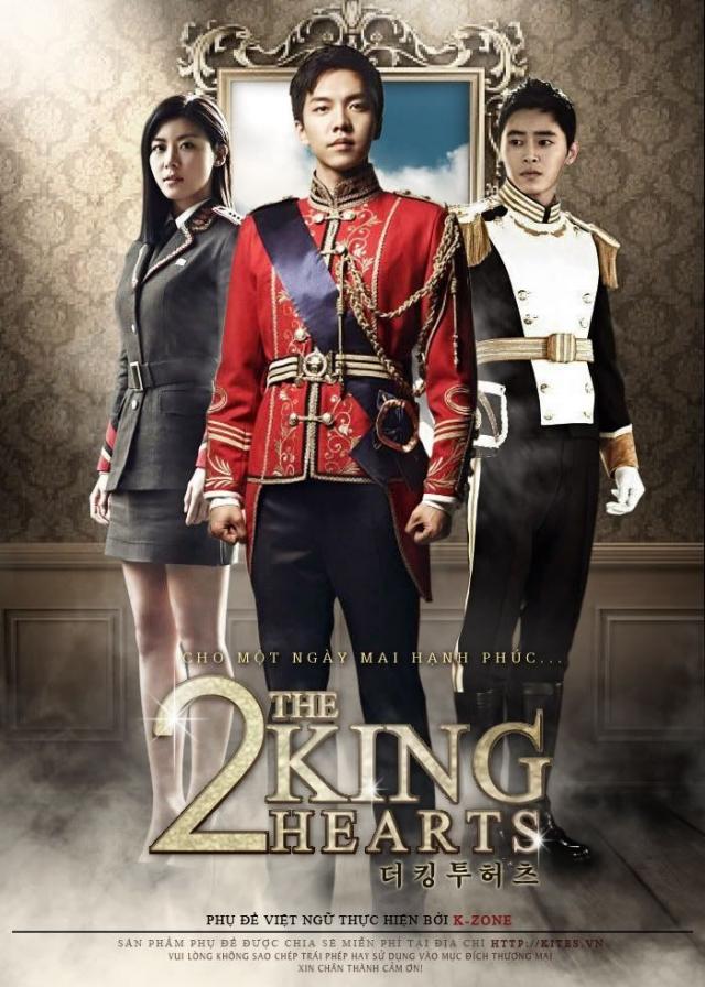 Chuyện Tình Ngang Trái - The King 2 Hearts (2012)