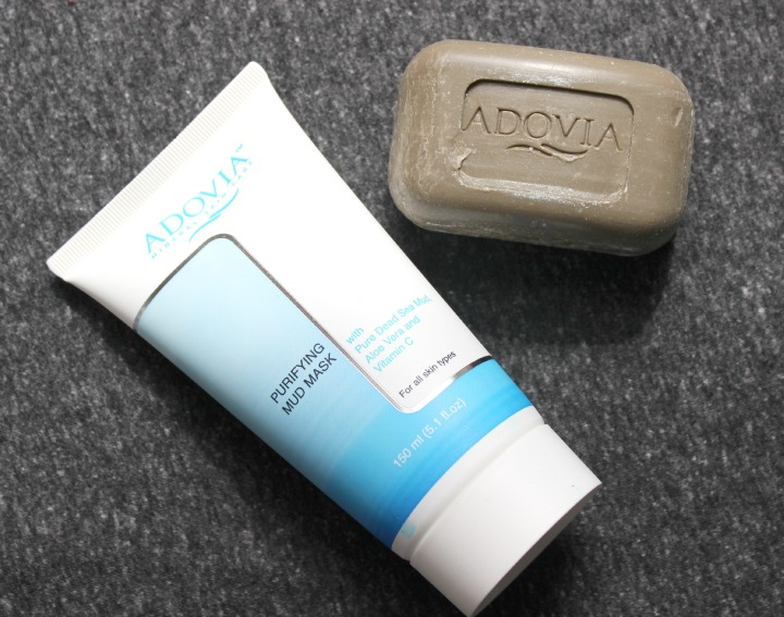 adovia purifying mud mask adovia dead sea mud soap