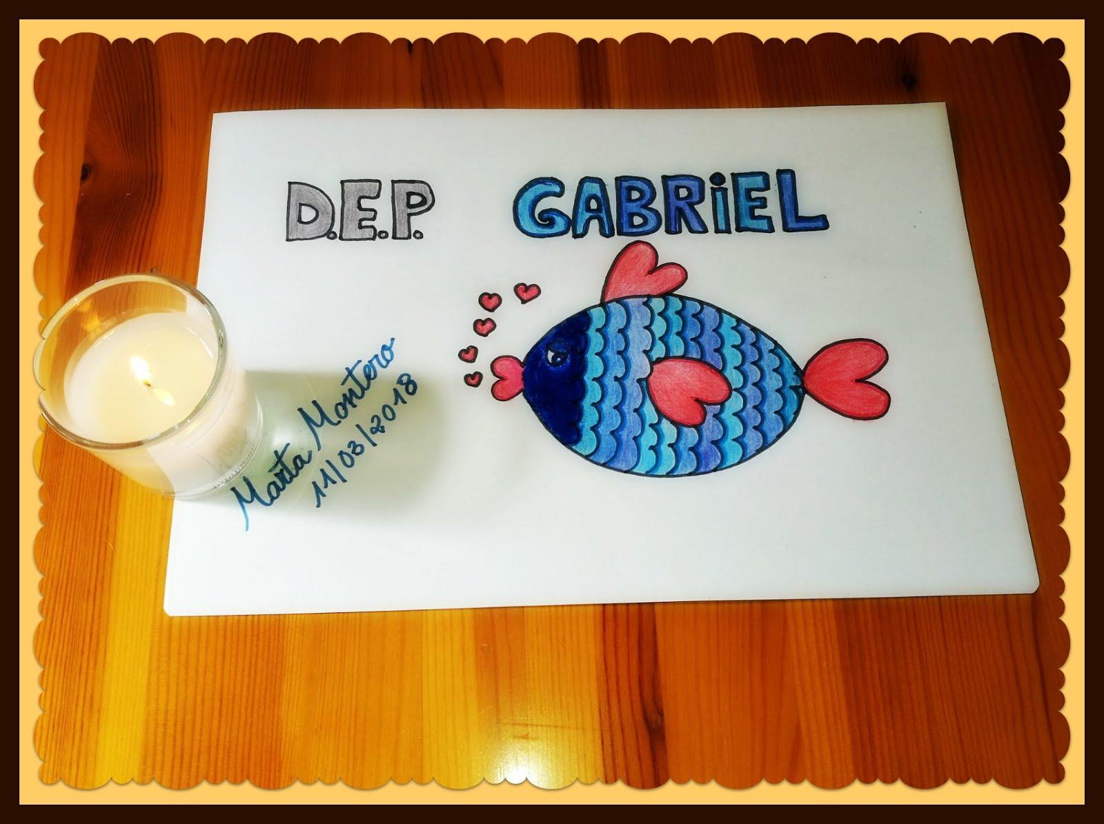 🐟 * Todos Somos Gabriel * 🐟