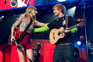 Swift and Sheeran