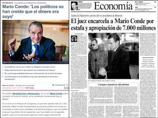 Mario Conde pretende dar lecciones de moral