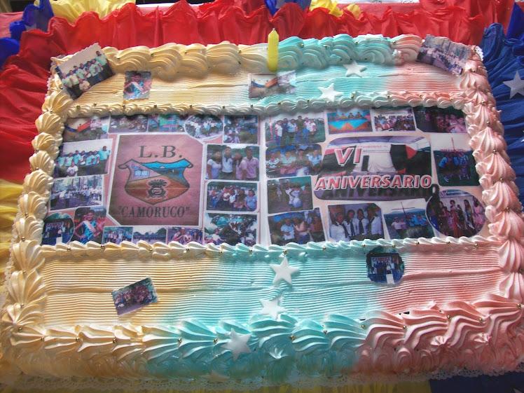La Super-Torta de Cumpleaños