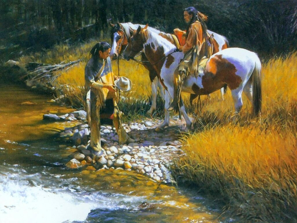 Native Painting Wallpaper American Native Paintings Painting Art Print Wallpapers Zoom