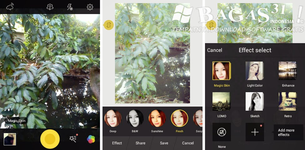 Camera360 Ultimate v5.0beta4 for Android 2