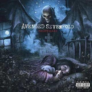 Cover Album Nightmare Avenged Sevenfold