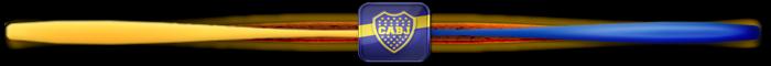 barras separadas equipos de futb
