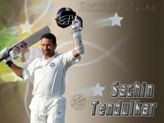 Achievements of Sachin Tendulkar