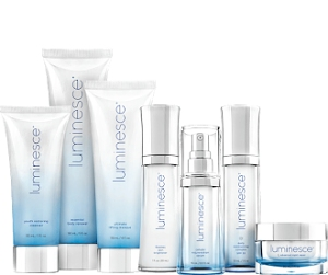 Luminesce restaura la vitalidad juvenil e ilumina la piel.