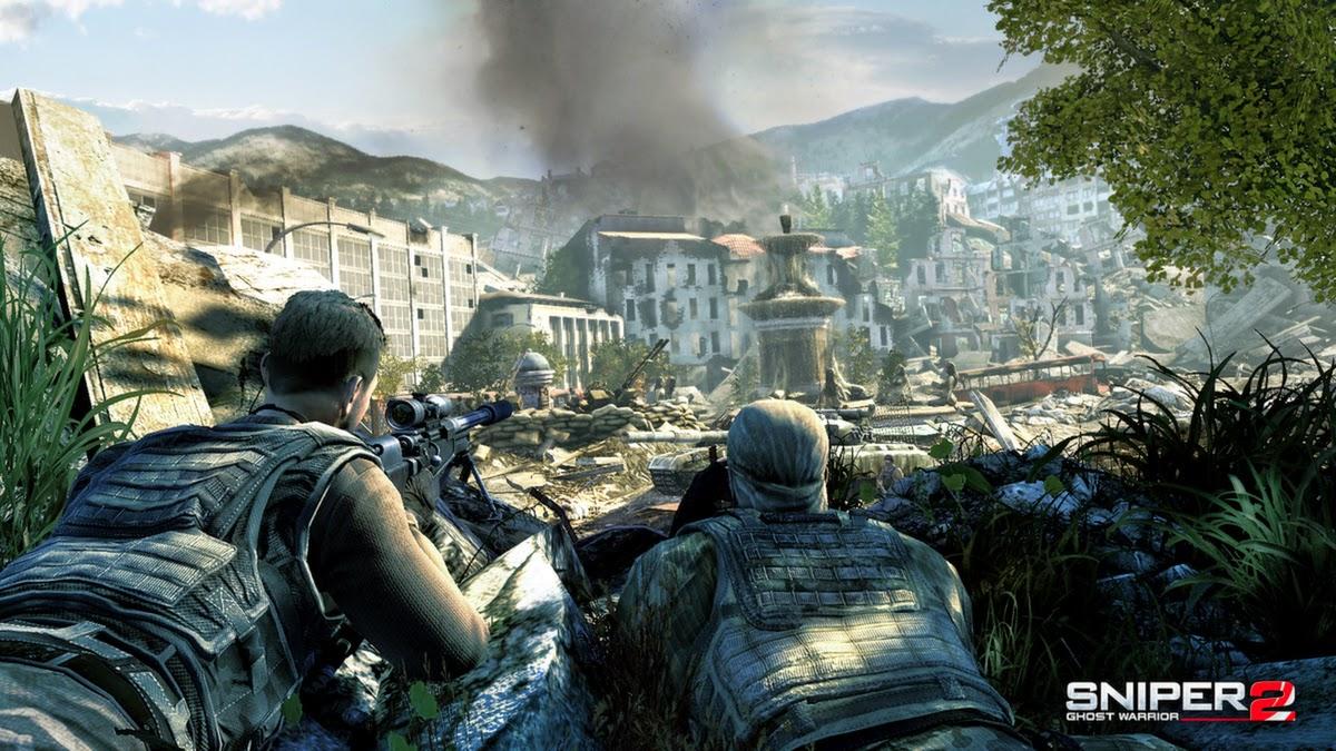 Descargar Juego Sniper: Ghost Warrior 2 PC Español Full