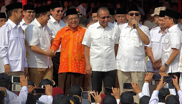 "Prabowo Subianto Akan Bicara ""Leadership Talk"" pada Rakornas PKS"