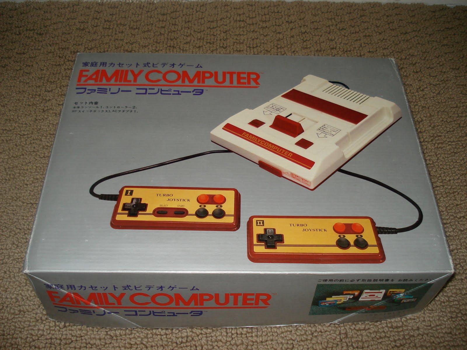 [Nintendo] ¿Tuvieron alguna Nes clónica? ¿Cuál fue? ¿Aun la conservan? Famicom+3