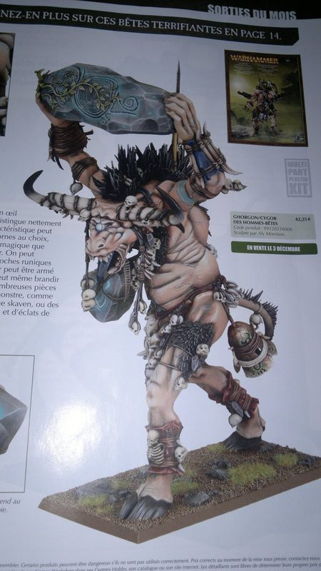 Official GW Cygor painted model photo