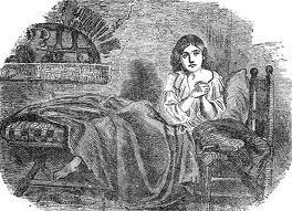 Grabado romántico siglo XIX