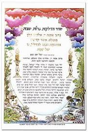 Encencido Velas Shabat