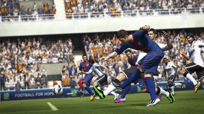 FIFA 14 Ultimate Team Web App