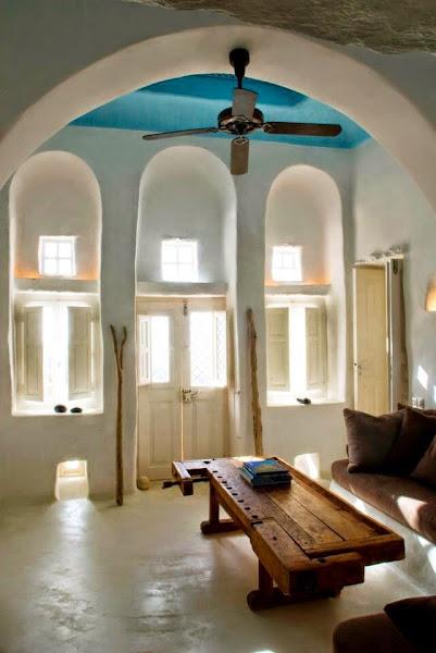Casa griega decorar tu casa es - Decoracion griega ...