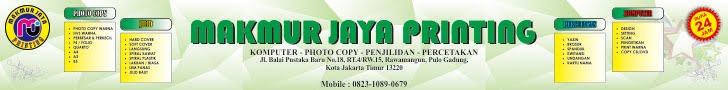 Makmur Jaya Printing