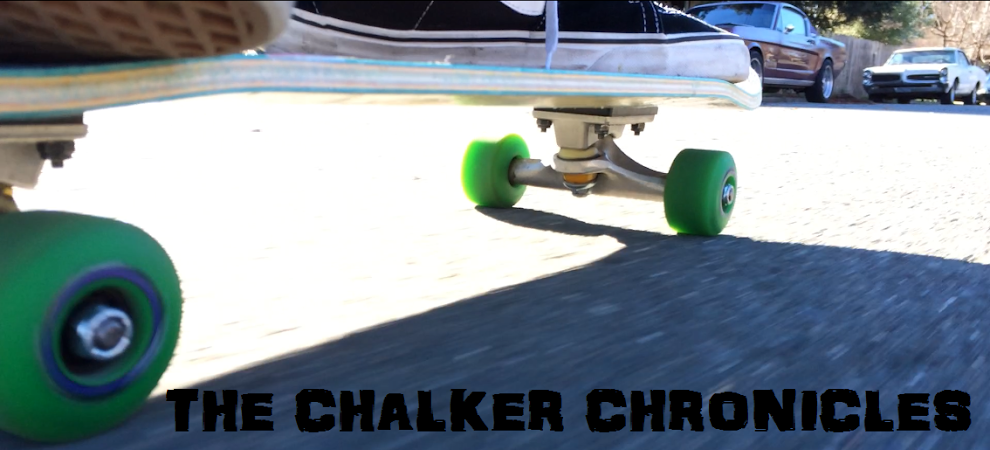the chalker chronicles