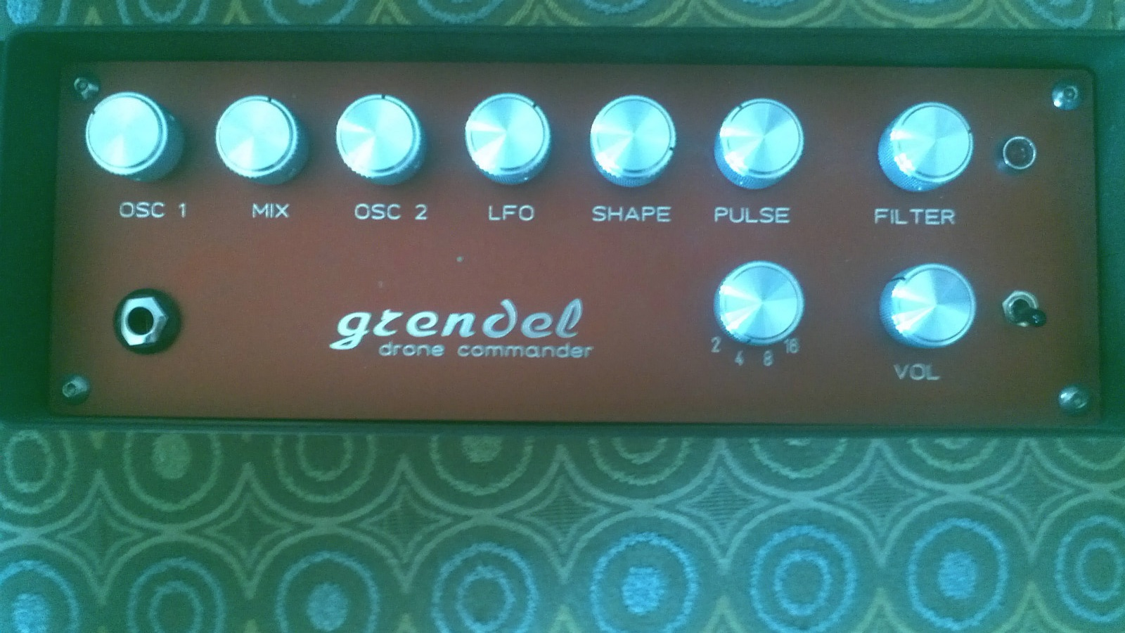 grendel drone commander with Grendel Drone  Mander Synth on Tune In Tokyo besides Radikal Technologies 162907407057777 moreover Fiche also 1901843 Grendel Drone  mander Massive Analog Synth Free Shipping In Us Canada besides Drone 20 mander.