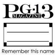 PG-13 Magazine, Pittsburgh, Art Show, Art in the Strip, Static PGH