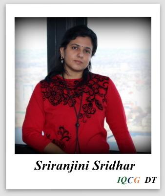 Sriranjini Sridhar