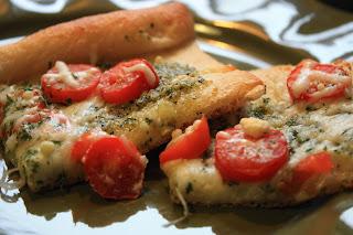Ranch Pesto Rigatoni Bake {Vegetarian} | Mostly Homemade Mom