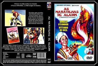 AS MARAVILHAS DE ALADIM