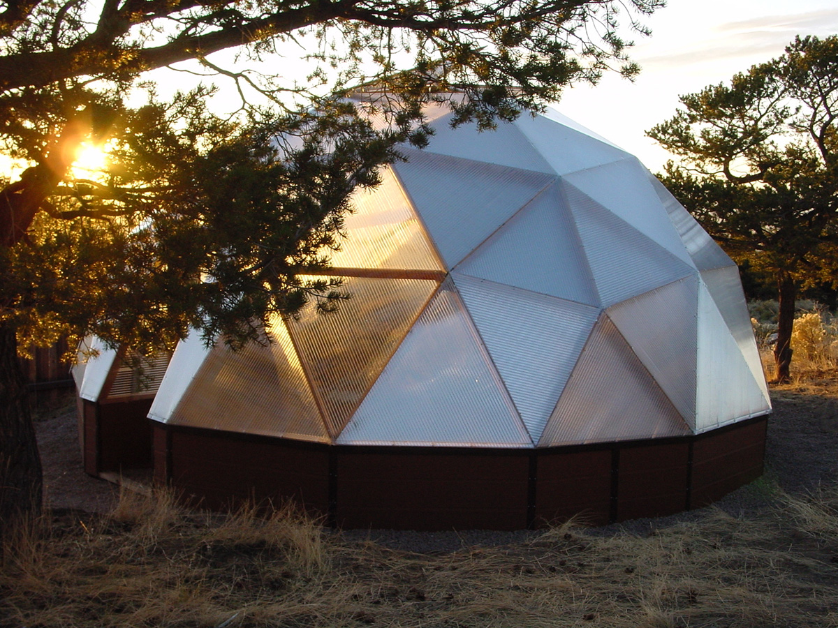 De Sign Of The Times How To Build A Geodesic Dome