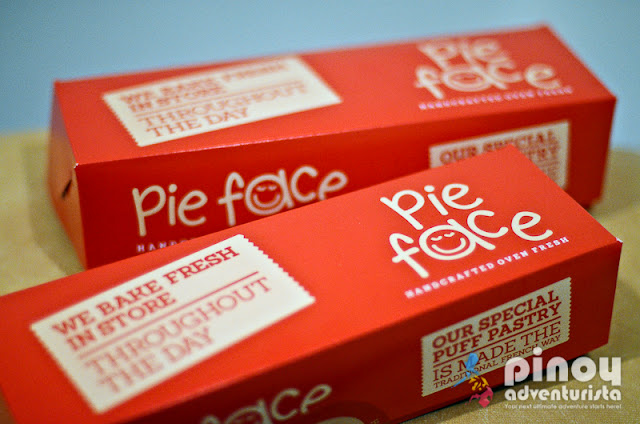 Pie Face SM Mall of Asia