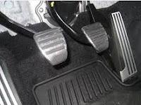 Clutch Pedal Car