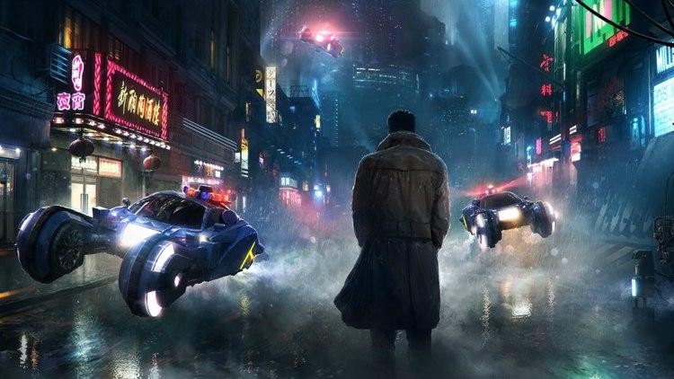Blade Runner art
