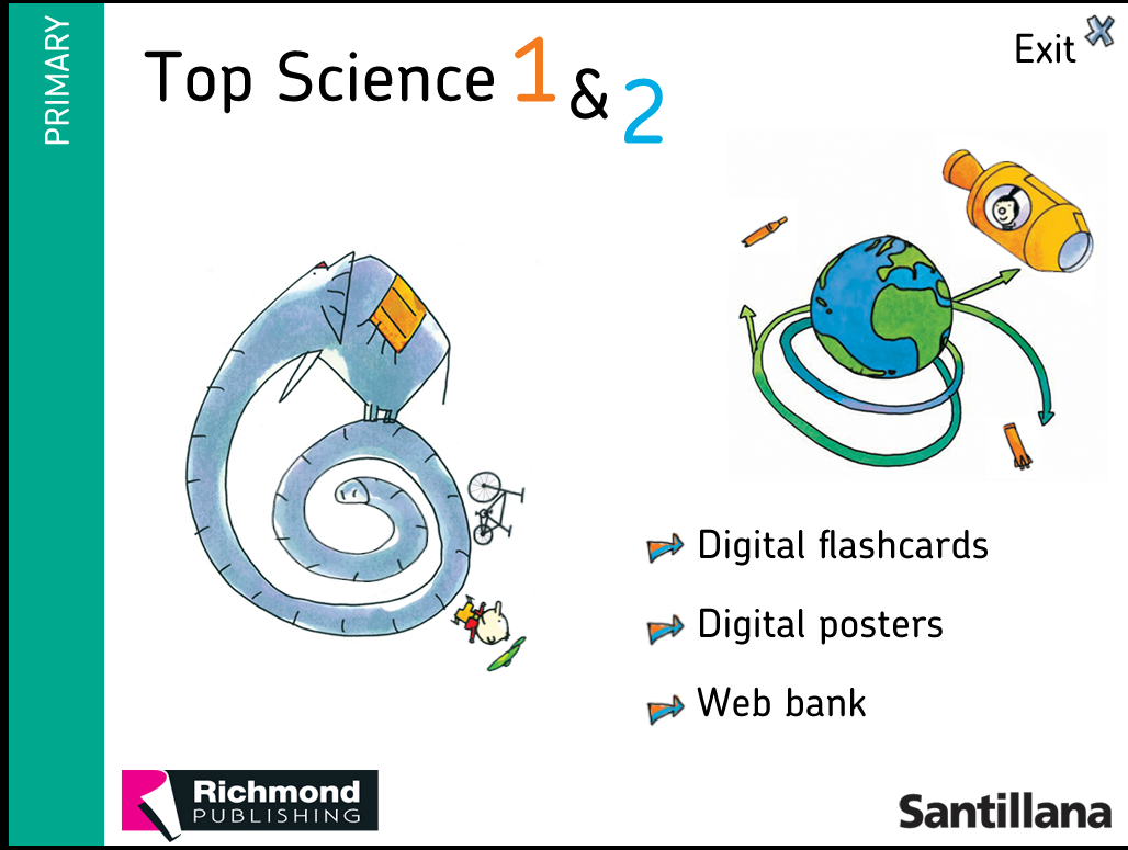 Top Science 1&2