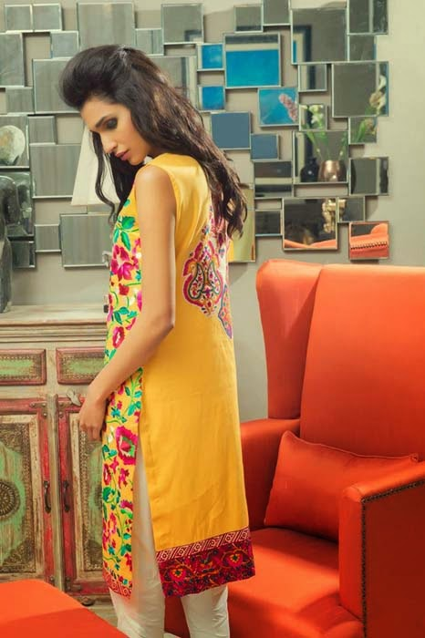 Shirin Hassan Lawn Collection 2015 4