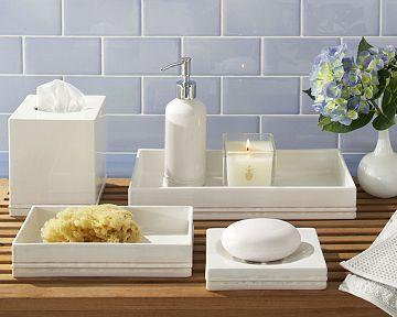 Objetos decorativos para banheiro redecorando sua casa for Objetos decorativos casa