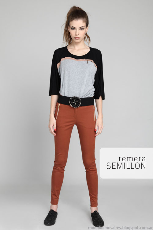 Paula Liarte Moda Invierno 2013 Looks