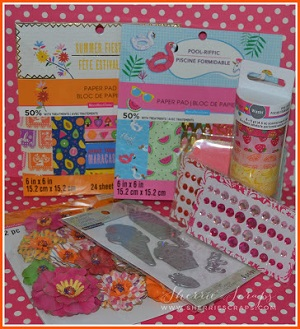 Sherrie's Scraps with Passion Birthday Giveaway!