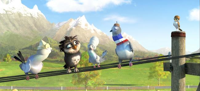 Little Bird's Big Adventure [russian audio] | 123Movies