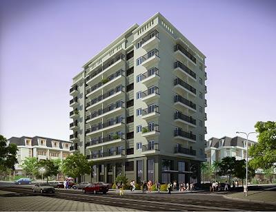 Mở bán chung cư mini Mễ Trì Hạ từ 590tr-900tr căn hộ 35m2-52m2