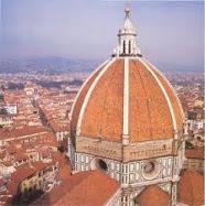 Tema nº 6.- Arquitectura Renacentista -  Cúpula Catedral Nuestra Señora de las Flores, Florencia.