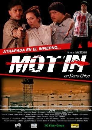 """""""MOTÍN en Sierra Chica"""" Estreno 20 de Marzo"""