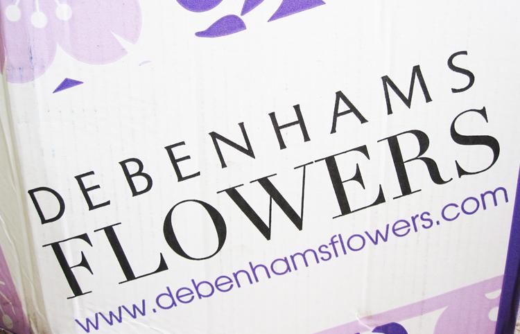 Debenhams Flowers Boho Bouquet review