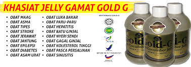 Produk Jelly Gamat Gold G