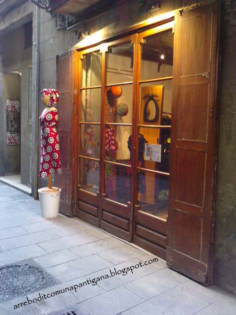 La pantigana trobada p p encuentro p p - Telas africanas barcelona ...
