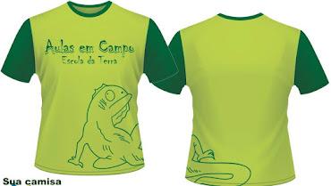 CAMISA - ESCOLA DA TERRA